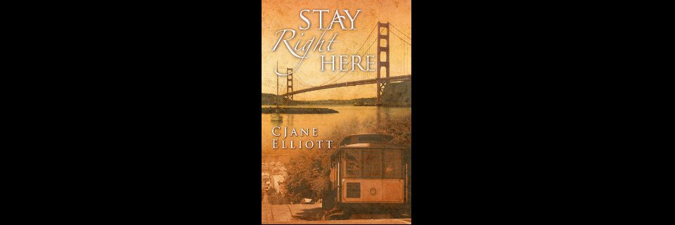 Stay Right Here eBook