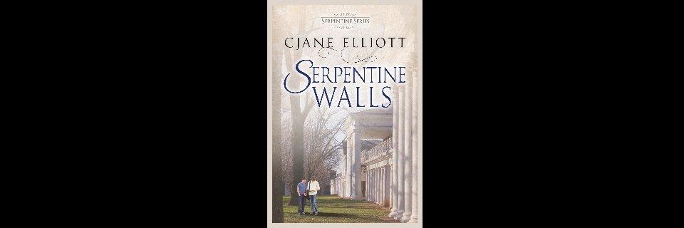 Serpentine Walls Paperback & eBook