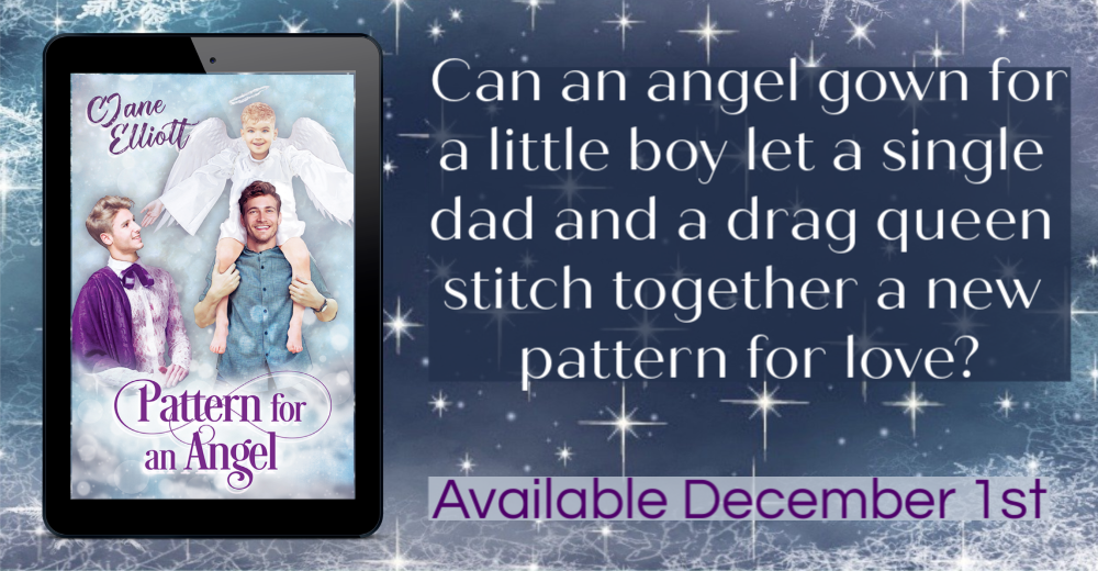 Pattern For An Angel – New Holiday Release on KU!