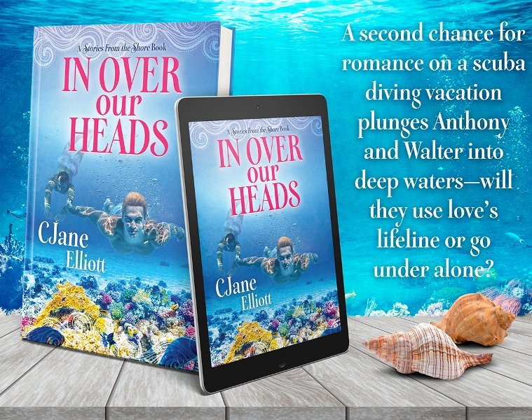 In Over Our Heads – Release on KU, Revised and Expanded